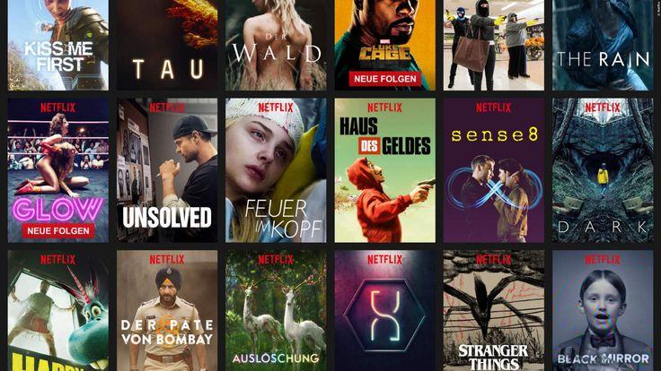 Beliebte Serien Netflix