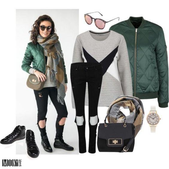 Outfit na bežný deň – redaktorka Veronika – MODNYSVET