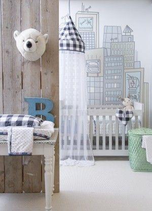 Polar bear room from Bibelotte