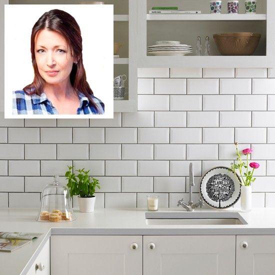 White Kitchen Tiles Grey Grout: Best 25+ White Tiles Grey Grout Ideas On Pinterest