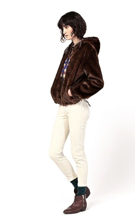 Jacket Apache (2-sided) available at www.love4labels.nl