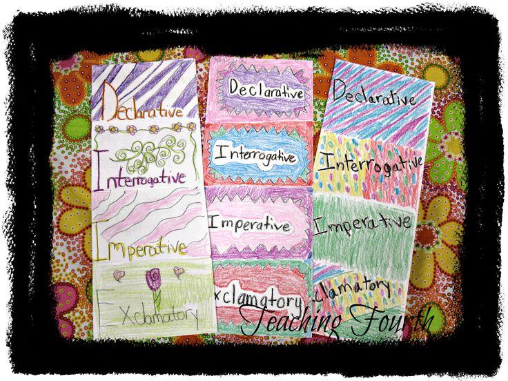 83 best images about Grammar / Sentence Structure on Pinterest ...