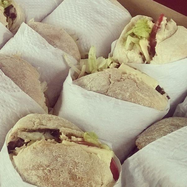 Pambazos veracruzanos; no son rojos. Mexican Food   MéXIC ...