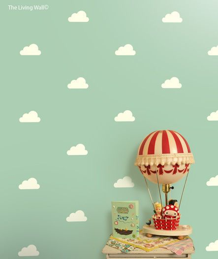 Little Clouds - Wall Stickers