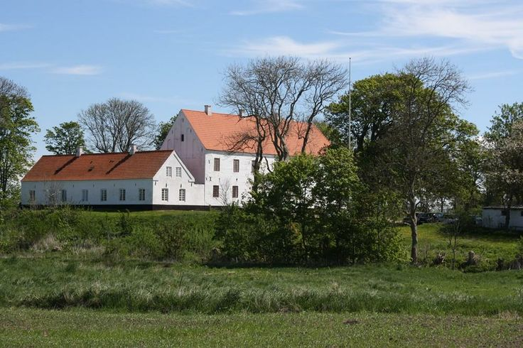 Odden Manorhouse, near Hirtshals DK. Houses a large collection of works by J.F. Willumsen, an influential and controversial figure in Danish art history. Museum: http://www.jfwillumsenodden.dk/index.html