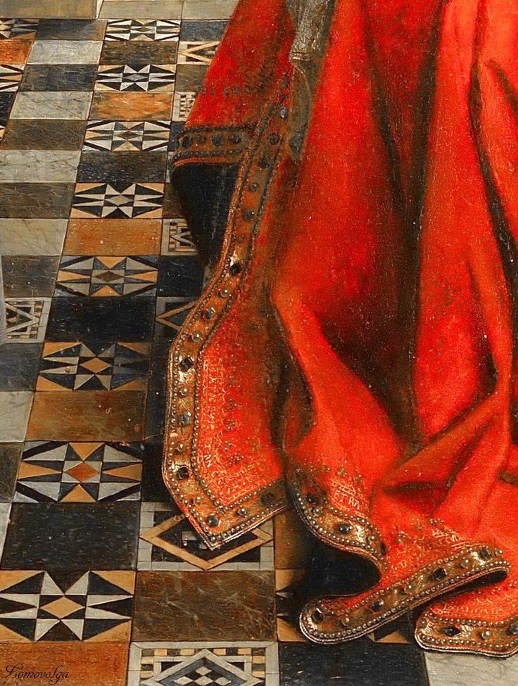 Шедевр в деталях | Ян ван Эйк (Jan van Eyck, ca. 1385|1390 —1441, Flemish)…