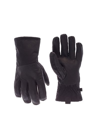 THE NORTH FACE Denali SE Lthr - Guantes para Hombres - Negro - Planet Sports