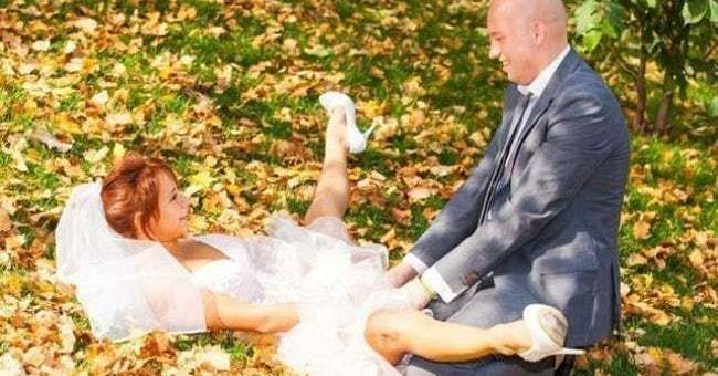 The 20 Most Epic Wedding FAILs of All Time