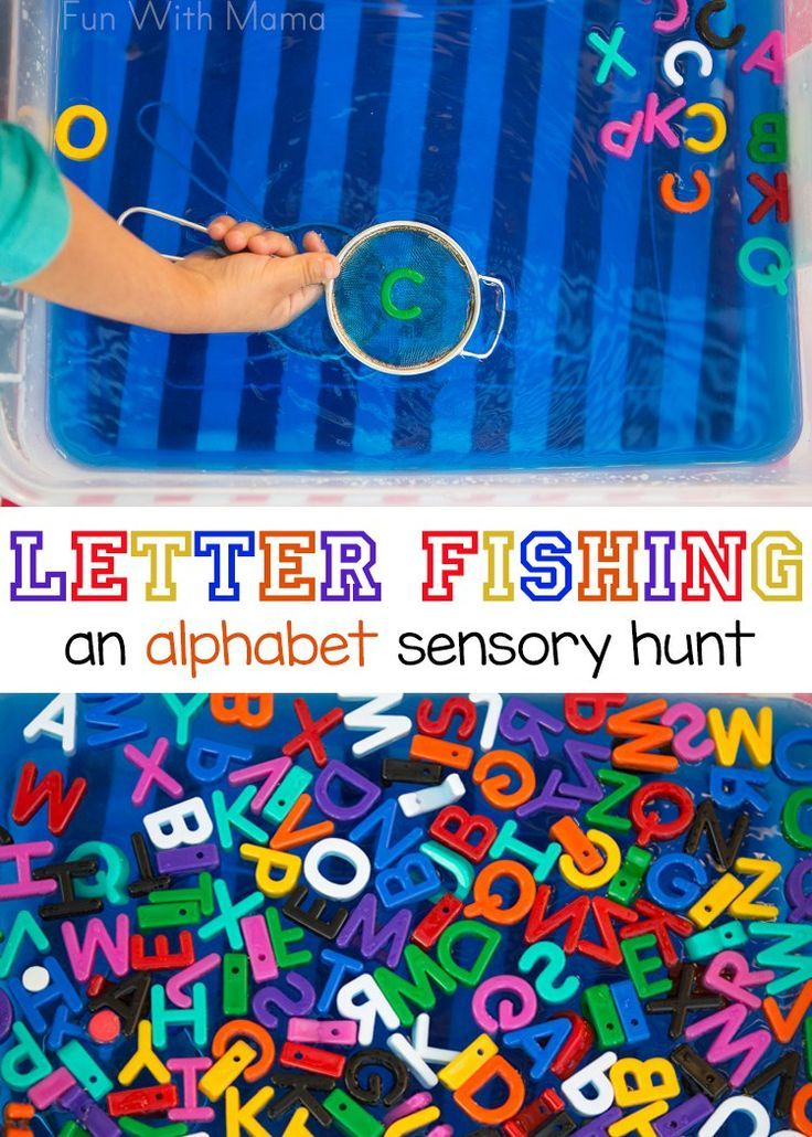 This alphabet letter activity is a fun addition to your letter crafts ! Alphabet letter fishing is a sensory and hands on approach to teaching letters.