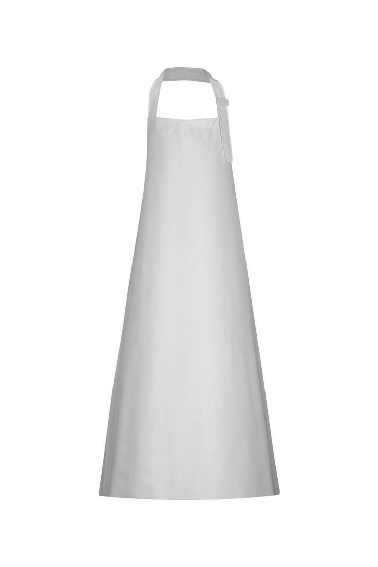 ФАРТУК ВЛАГОЗАЩИТНЫЙ AP 120/120 Артикул: 108 Фартук с регулировкой на шейном ремешке. Выполнен из влагостойкой, устойчивой к жирам, желудочным сокам и дезинфицирующим средствам ткани Plavitex. Изделие отвечает европейским стандартам: EN ISO 13688 и EN 343. Дополнением к фартуку являются влагозащитные перчатки с нарукавниками арт. 043.