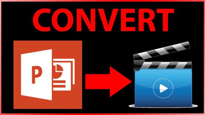 convert PowerPoint Presentation to HD Video by davotrail