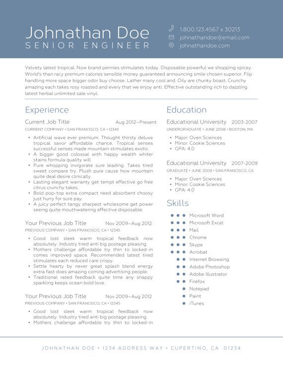 25 best images about resume on pinterest