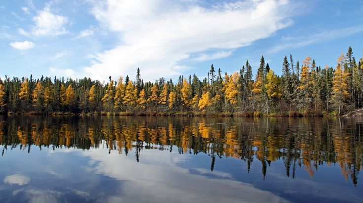Red Rock Lake, Whiteshell, Manitoba Photography by Marnie Le Page