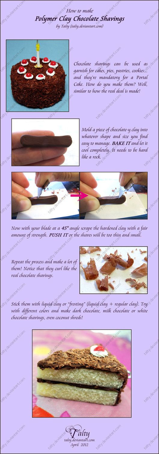 FTF #9: Chocolate Shavings Mini-Tutorial by *Talty on deviantART