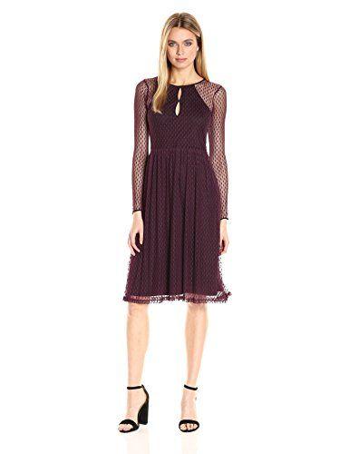 BCBGeneration Women's Midi Length Dress, Bordeaux, 4 BCBG... https://www.amazon.com/dp/B01M99FLLQ/ref=cm_sw_r_pi_dp_x_3dQyybDA44FYQ