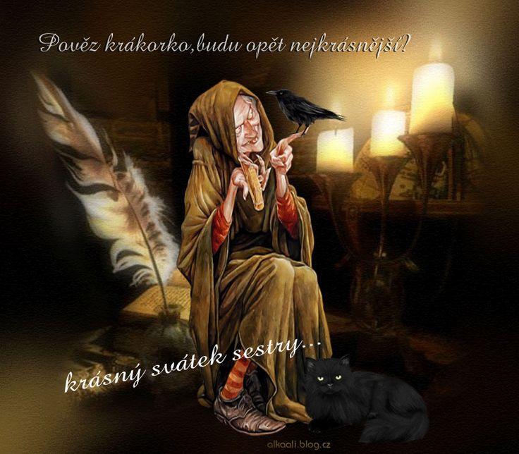 halloween, čarodějnice « Rubrika | BLOG U ALKY