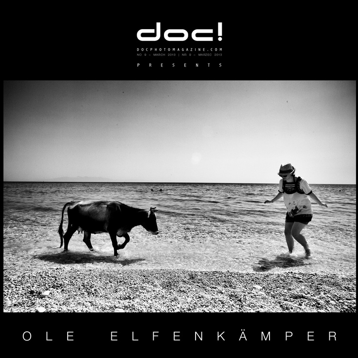 "doc! photo magazine presents: ""Waiting For a Better Past"" by Ole Elfenkämper, #9, pp. 61-83"