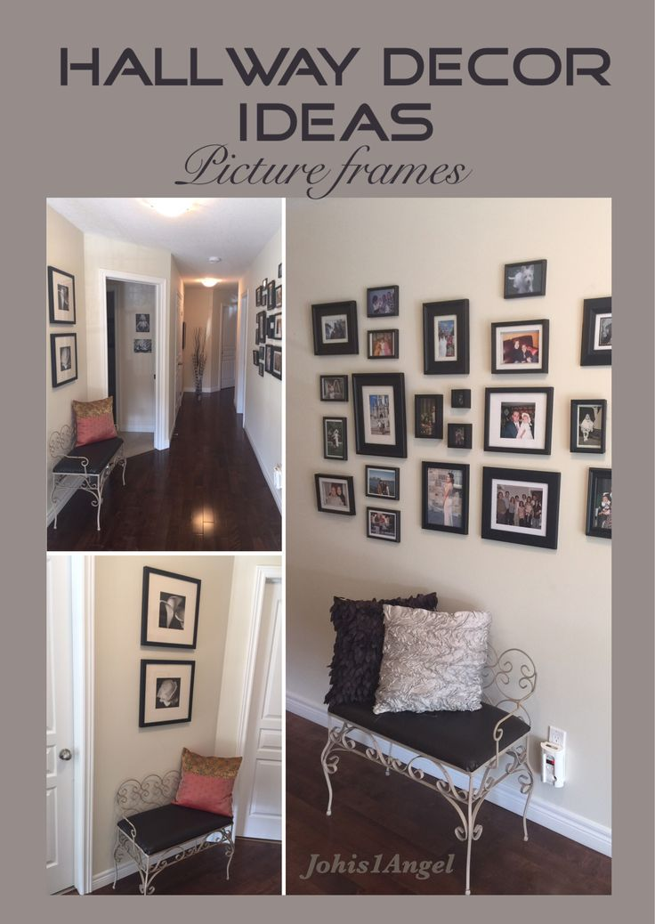 Love ❤️ picture frames, they are perfect for hallways and staircases. I hope you like it. Home Decor ideas