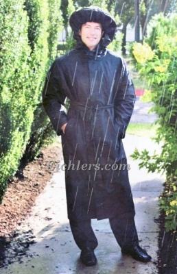 Shayne Coat Raincoat