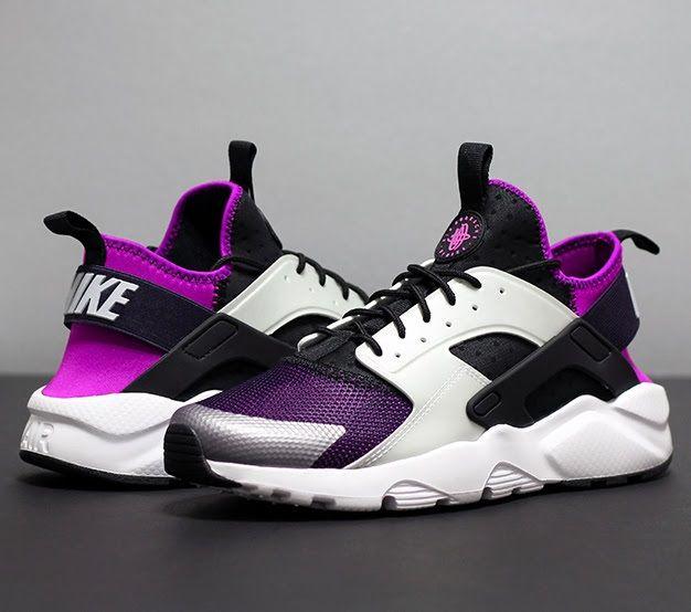 Nike Huarache Purple Dynasty