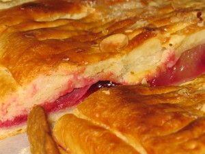 Пирог с ежевикой с фото