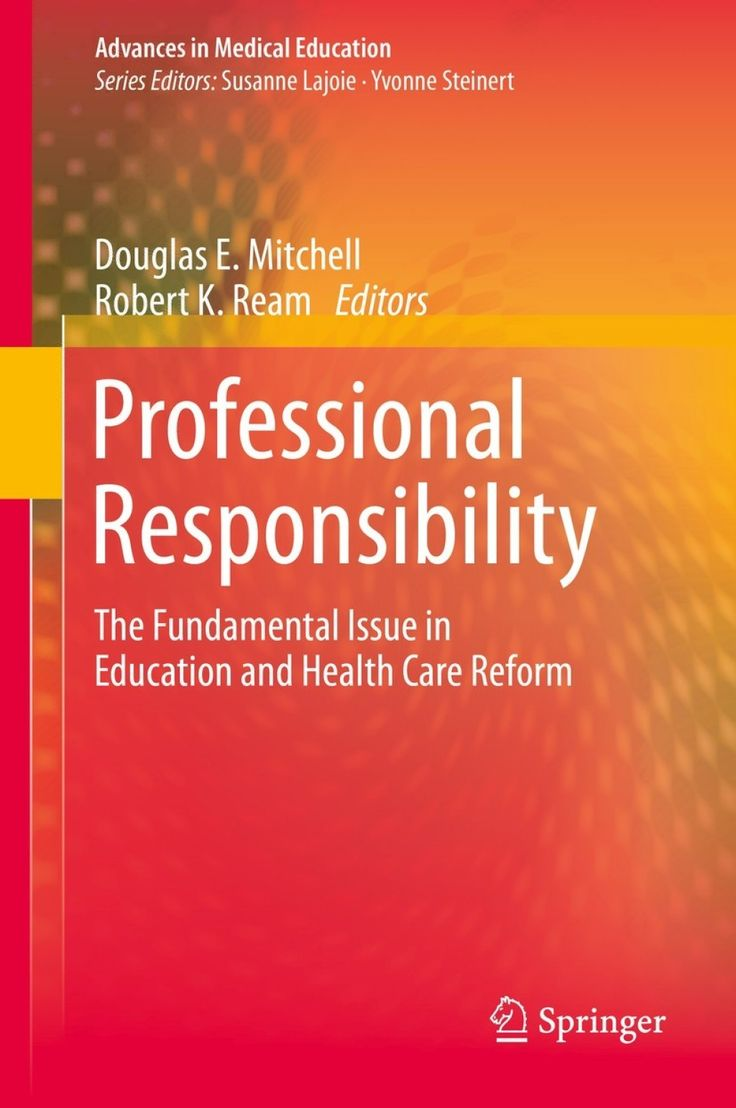 Professional Responsibility (eBook) Health care reform