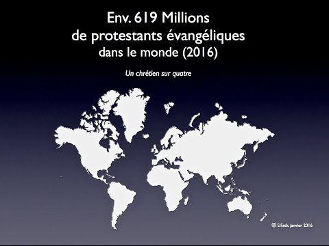 Un chrétien sur quatre dans le monde est évangélique, soit 619 millions de personnes ! - Info Chrétienne
