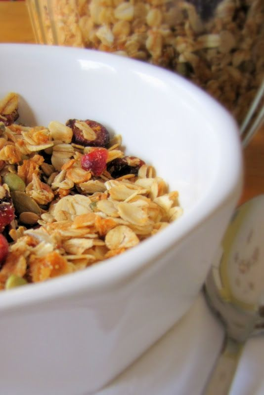 Try this home made cereal