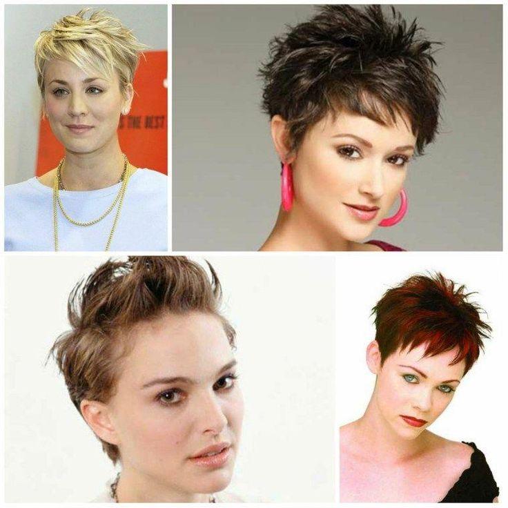 Pixie haircut for a unique and modern look #Short hairstyles women #short hair #shorthair #damespixie