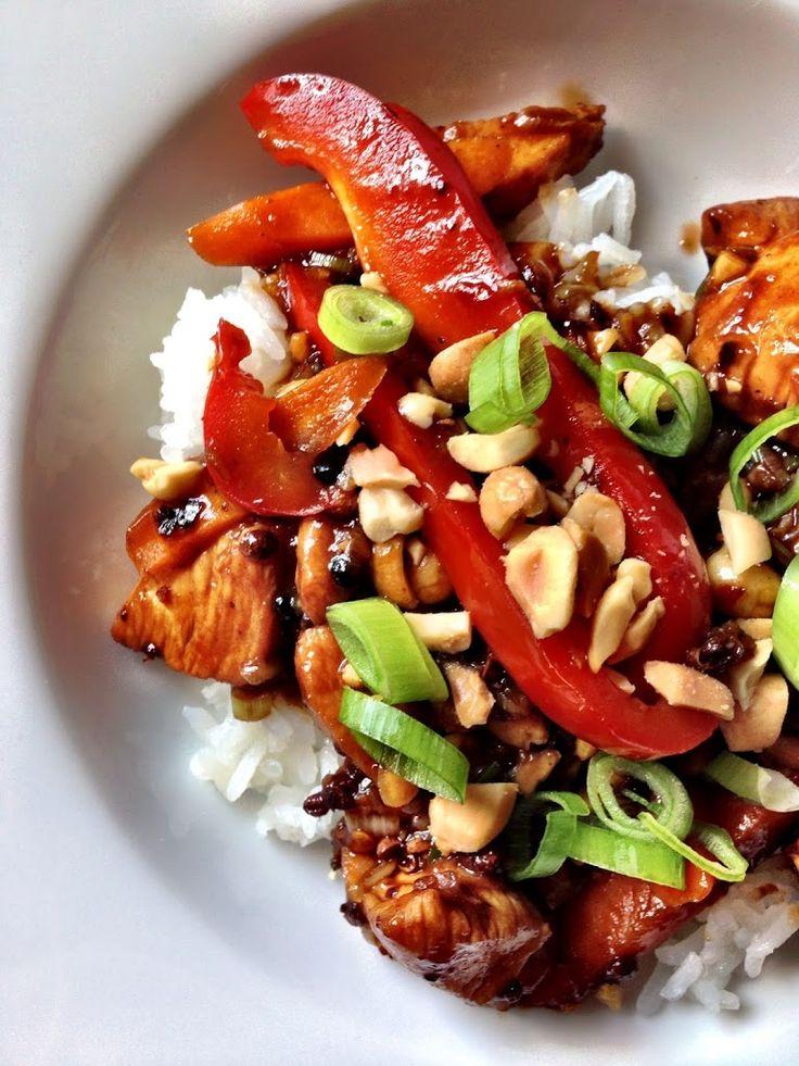 Kung Pao Chicken – den lidt sundere version | Thefoodie.dk