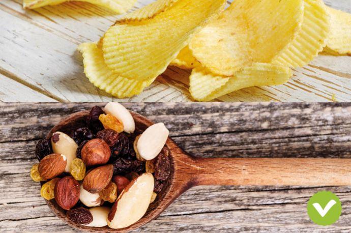 Gezond snoepen met deze snacks