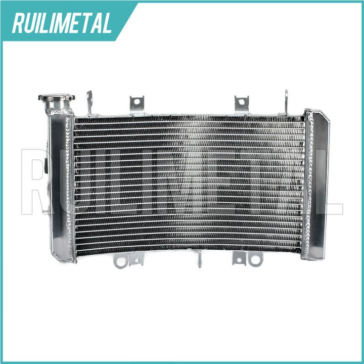 High Quality Cooling Cooler Replacement Radiator Aluminium Alloy Core for Suzuki GSX1300R HAYABUSA 2008 2009 2010 2011 2012