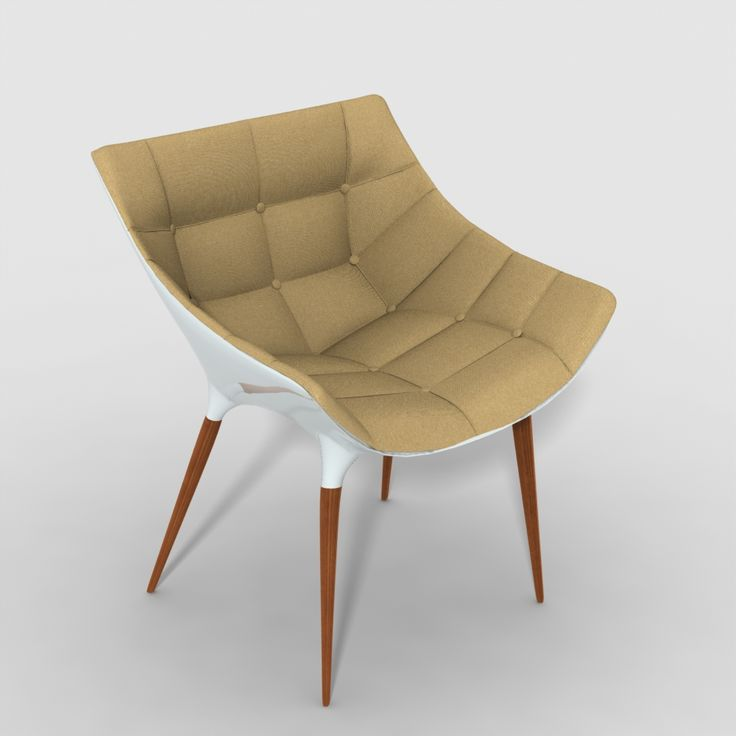 CG Works PHILIPPE STARCK 246PASSION-Chair Application:modo