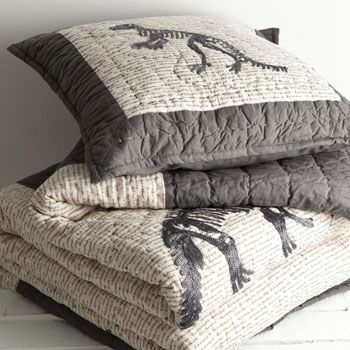 Quilts - Bedroom - United Kingdom On sale Jan 2014 along with lovely themed dinosaur bedding and tableware.