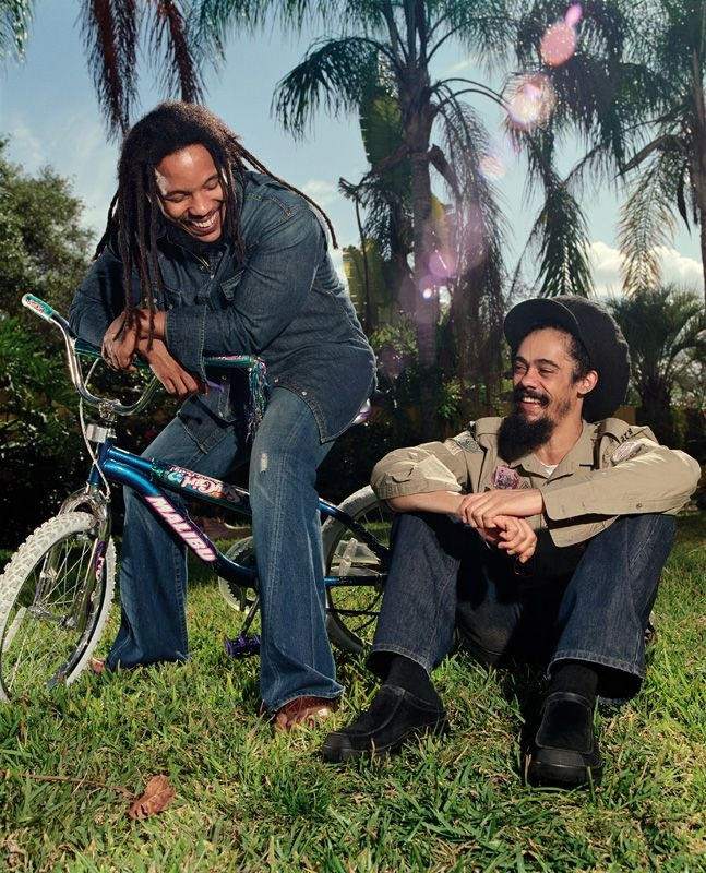 Stephen & Damian Marley