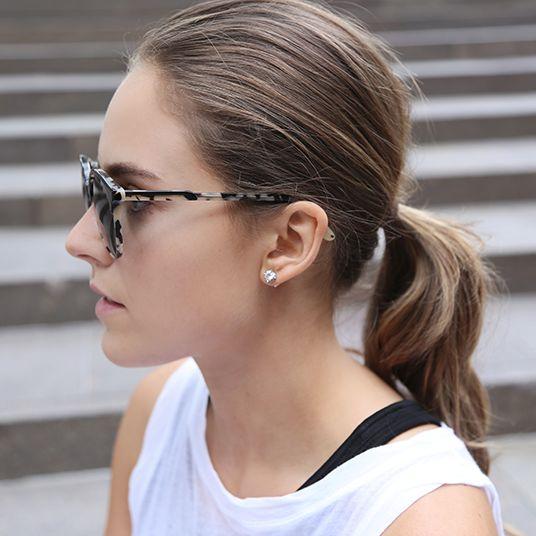 TREND REPORT: The Eyewear Edit #sunglasses #dshape #cateye #roundframe #MODESPORTIF