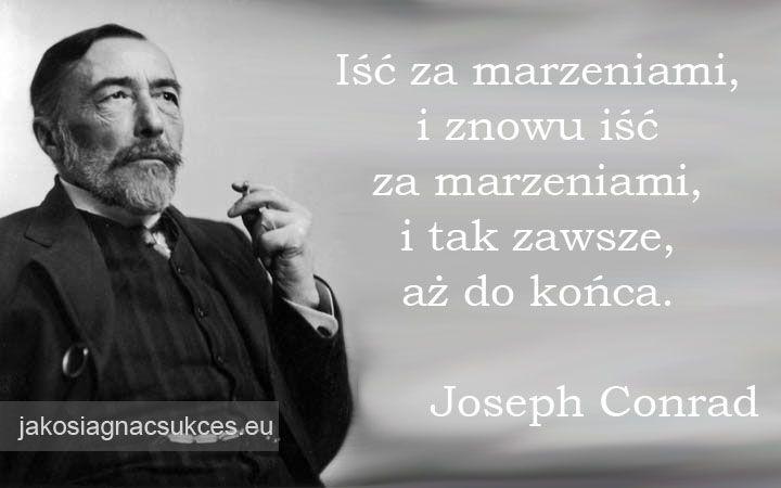 #Conrad #JosephConrad #cytat