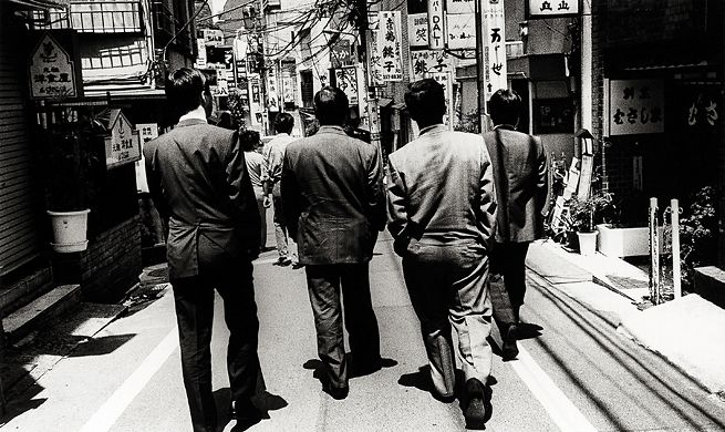 Did you know?  #DaidoMoriyama is one of Japan's leading figures in photography, noted for his images depicting the breakdown of traditional values in post-war Japan.  Learn more about Moriyama - download #artbit & #SNAP the picture!