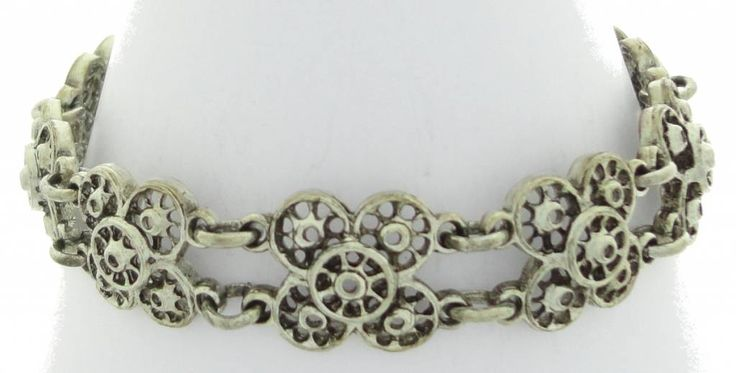 Kalervo Sainio pewter bracelet wheel