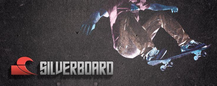 Identidade visual da Silverboard.