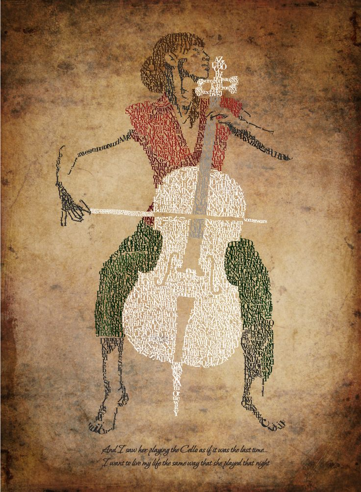 Play the Cello Passionately!