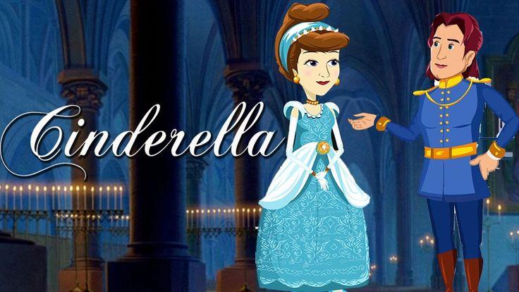 #cinderella #fairytale #fairytales #bedtimestories #shortstory #shortstories - Cinderella   Full Movie   Cartoon Animated Fairy Tales For Kids   Princess Fairy Tales
