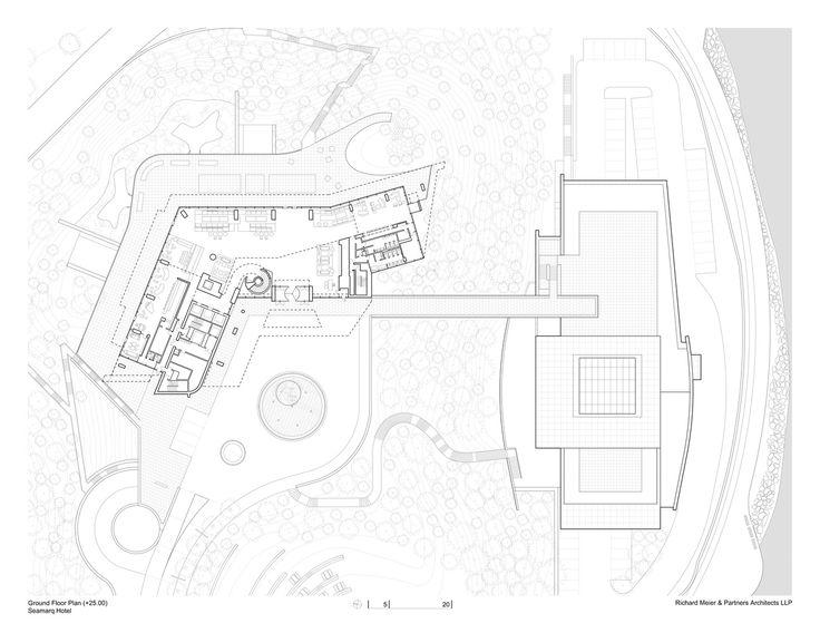 Gallery of Seamarq Hotel / Richard Meier & Partners - 9