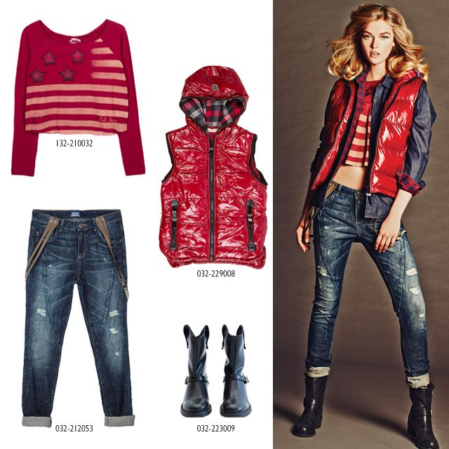 Let' s go #SPORTY! #BSB_FW14 #BSB_colletion #LOOKBOOK