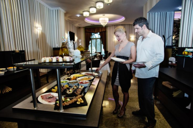 Grand Hotel Glorius Makó - hotel breakfast http://glorius.hu