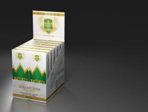 ICE REAL Menthol 12 pk Nicotine - ICEcigs | ICEcigs