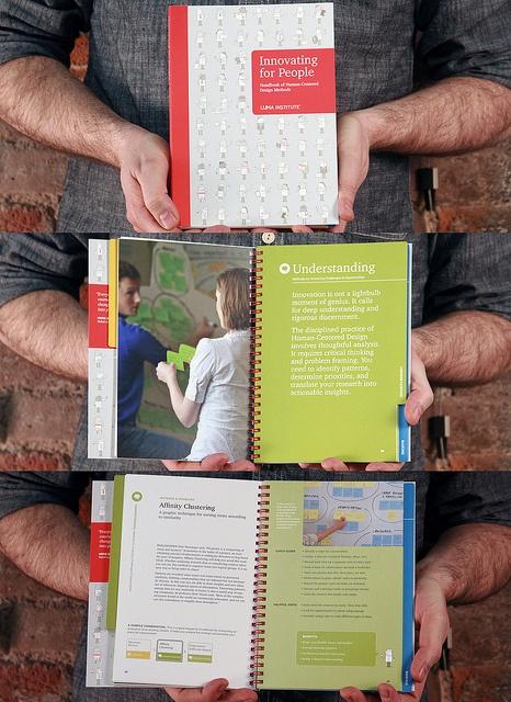 Innovating for People: Handbook of Human-Centered Design Methods MAYA Design & LUMA Institute Design Excellence
