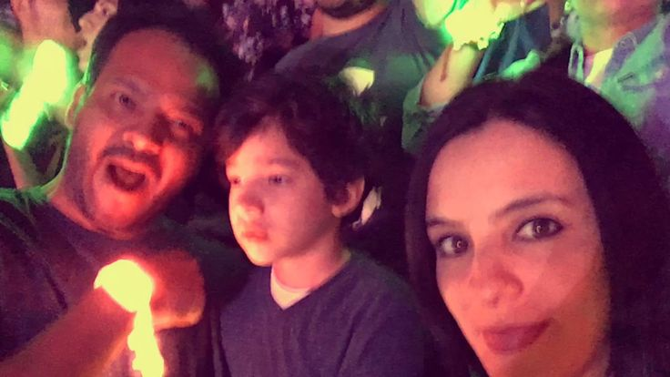 This is Luis and he has autism. His favorite band is Coldplay and his family took him to see them in concert in Mexico.  His family wanted to share this incredibly emotional video of Luis's experience. As a parent of a child with autism, I can relate and understand how incredible it feels when we see our children really enjoy the world around them.