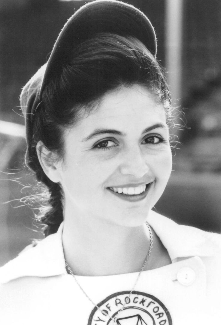 Still Of Tracy Reiner In A League Their Own