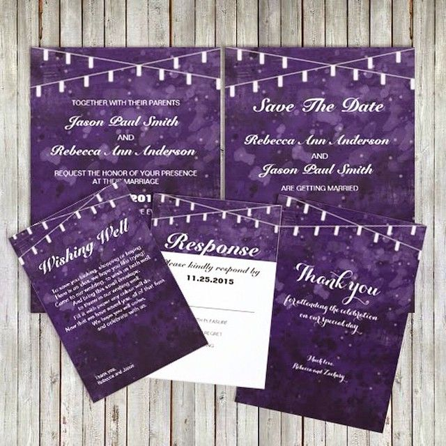 www.zazzle.com/jollybirddesigns* ⭐️ #starry #snowy #night #sky #wedding #invitation #collection perfect for #winter or #evening ceremony and reception